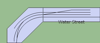 AMRG - N Scale Modular - Water Street